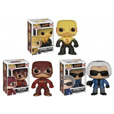 Pop! Television: CW's The Flash Set of 3