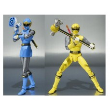 S.H.Figuarts - Blue Wind Ranger & Yellow Wind Ranger Set