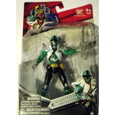 Power Ranger Samurai Super Mega Ranger Forest