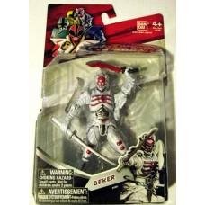 Power Ranger Samurai Deker Action Figure