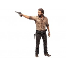 "The Walking Dead TV Series Deluxe 10"" Figure - Rick Grimes"