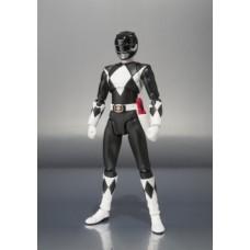S.H.Figuarts - Mighty Morphin Black Ranger PRESALE