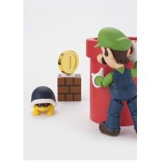 S.H.Figuarts: Super Mario Playset C