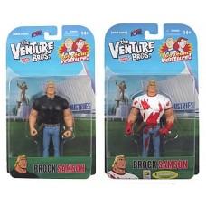 Brock Samson Debut Bundle