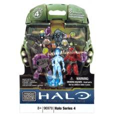 Mega Bloks Halo Hero Pack Series 4