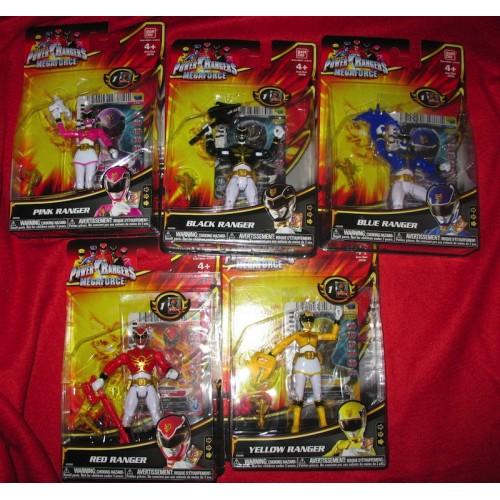 Power Rangers Megaforce Toys