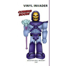 "Vinyl Invaders: 11"" MOTU - Skeletor Robot PRESALE"