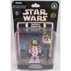 Disney Parks Star Wars Donald Duck as Commander Cody