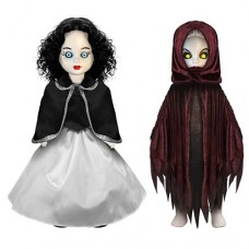 Living Dead Dolls Scary Tales  Snow White & Queen Set