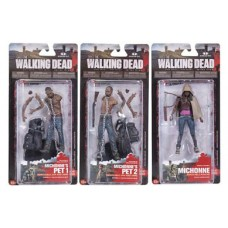 The Walking Dead TV Series 3 Michonne & Pets
