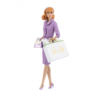World at Her Feet Poppy Parker™ - City Sweetheart Collection