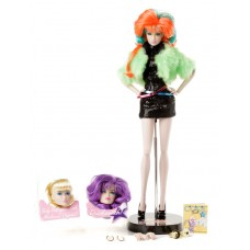Limited Edition Clash Montgomery™ JEM Doll